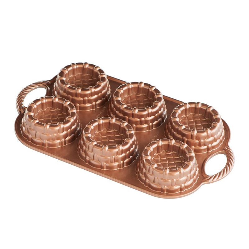 Nordic Ware Shortcake Baskets Pan