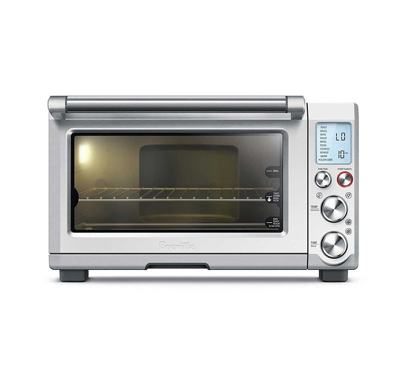 Breville Smart Oven Pro in Silver