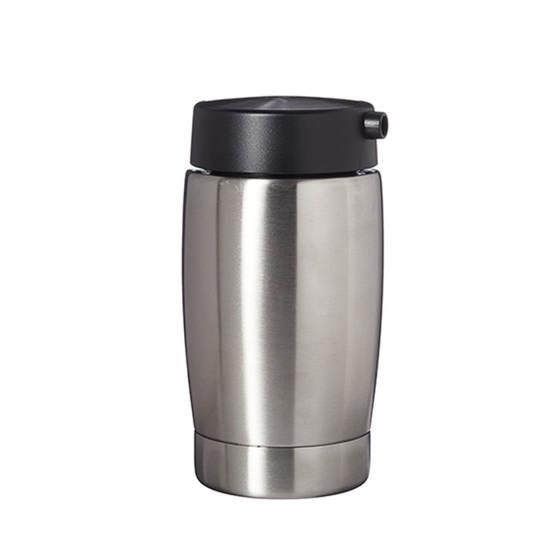 Jura Stainless Steel Vacuum Milk Container 14-ounce