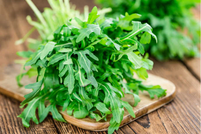 Arugula: Leafy Greens With Bite