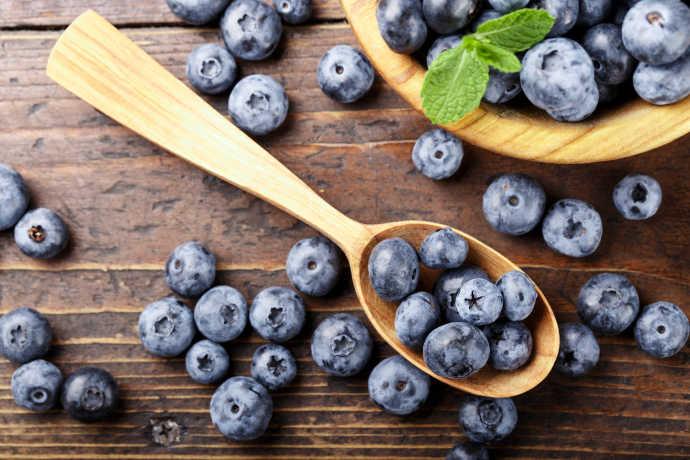 Blueberries: Little Blue Wonders