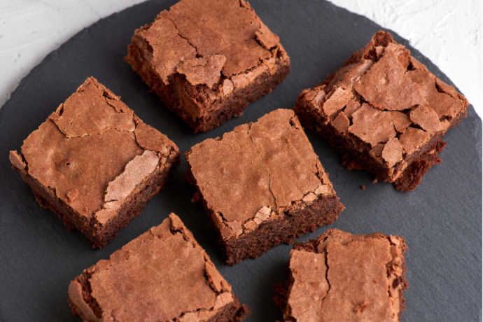 Chocoholics, We Have Your Brownies