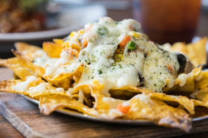 Load Up on Homemade Nachos