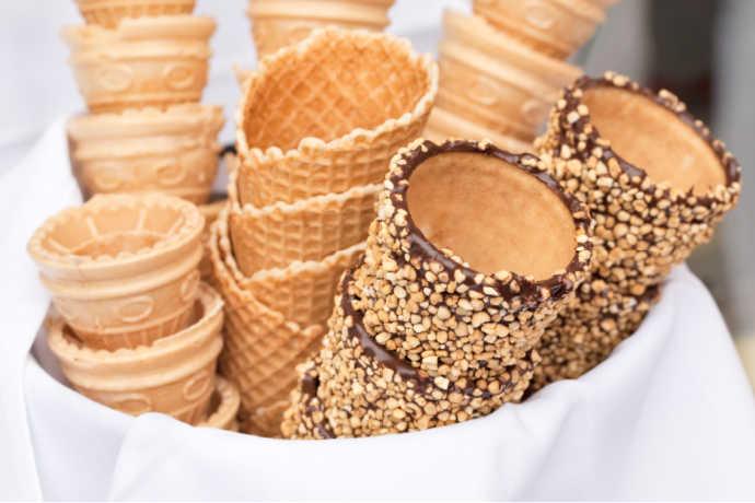 8 Ideas for Ice Cream Cones