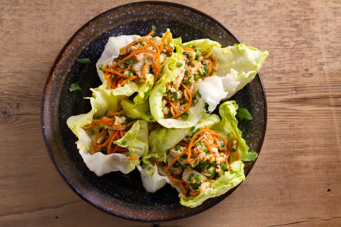 That's a Wrap: How to Make Tasty Lettuce Wraps