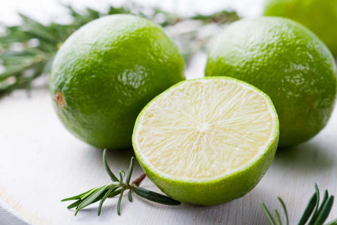 A Squeeze of Lime