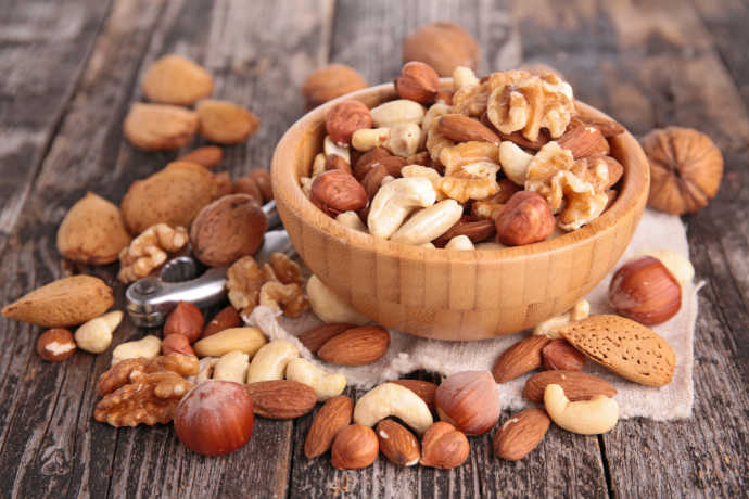 Go Nuts: Types of Nuts