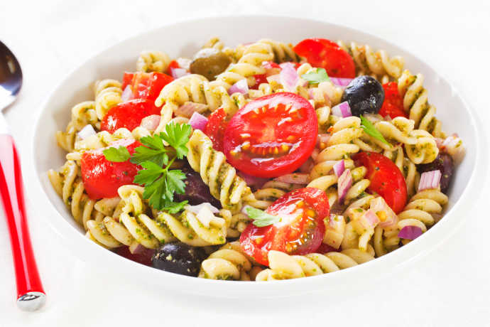 Make Swoon-Worthy Pasta Salad This Summer