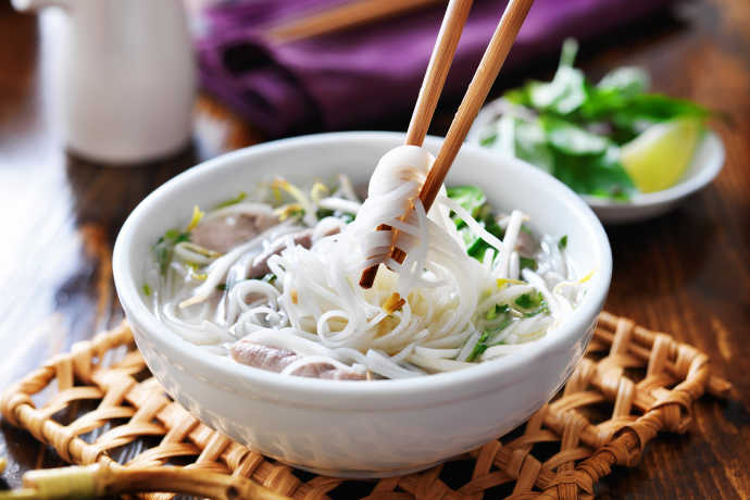Rice Noodles: An Asian Cooking Essential