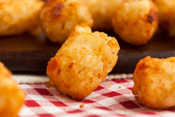 Tater Tots: A Top Comfort Food