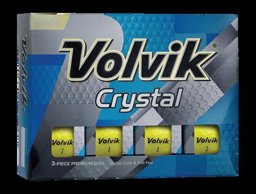Volvik Crystal GREEN DOZEN