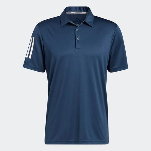 Adidas Men's 3 Stripe Basic Polo