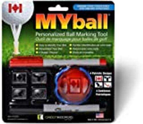 MYball Ball Marking Tool