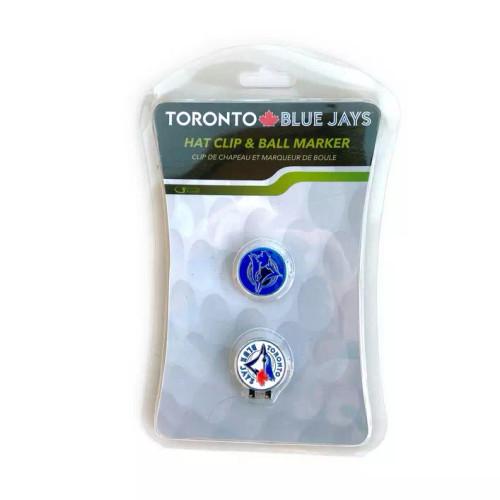 Blue Jays Ball Marker w/Hat Clip