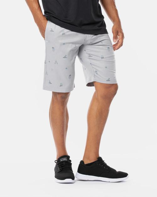 Travis Mathew Ship Faced Shorts (Updating)