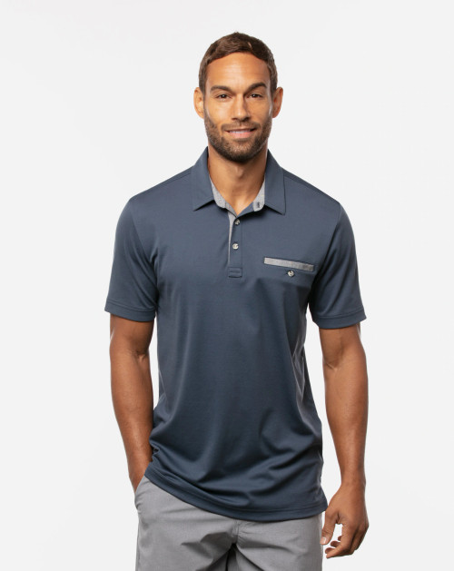 Travis Mathew Do Not Rock The Boat Polo (Updating)