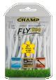 "Champ Fly Tee 2 3/4"" Plastic Tees"