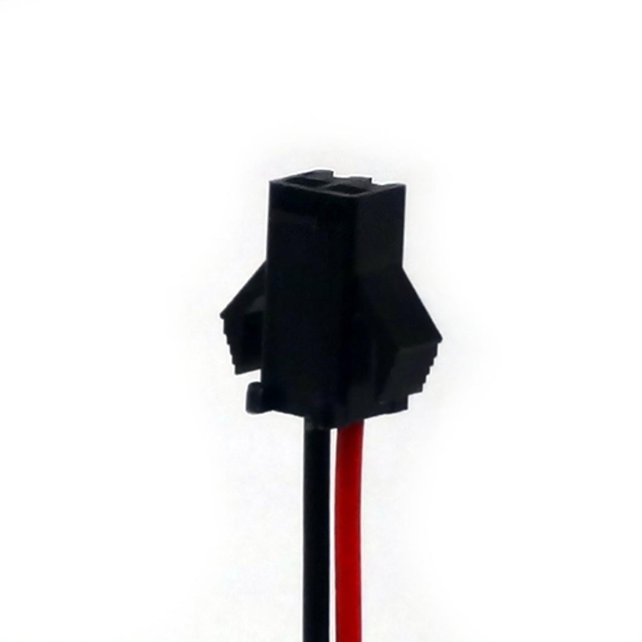 BAT04, Connector for Kawasaki Robotic PLC Replacement Battery