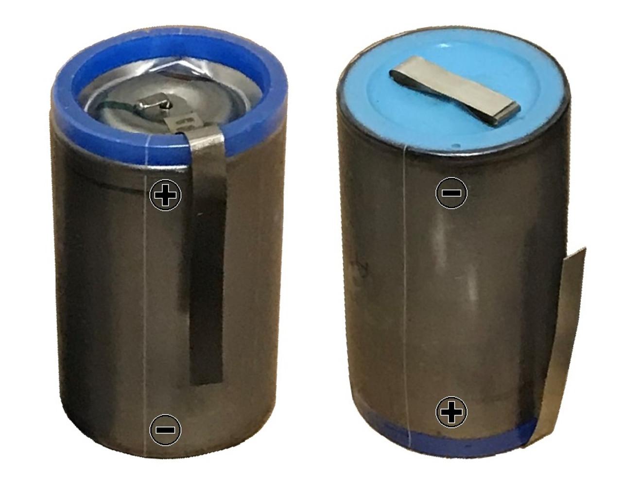 Saft LO26SHX - 3.0 Volt Primary Lithium D Battery - Saft # 37260170
