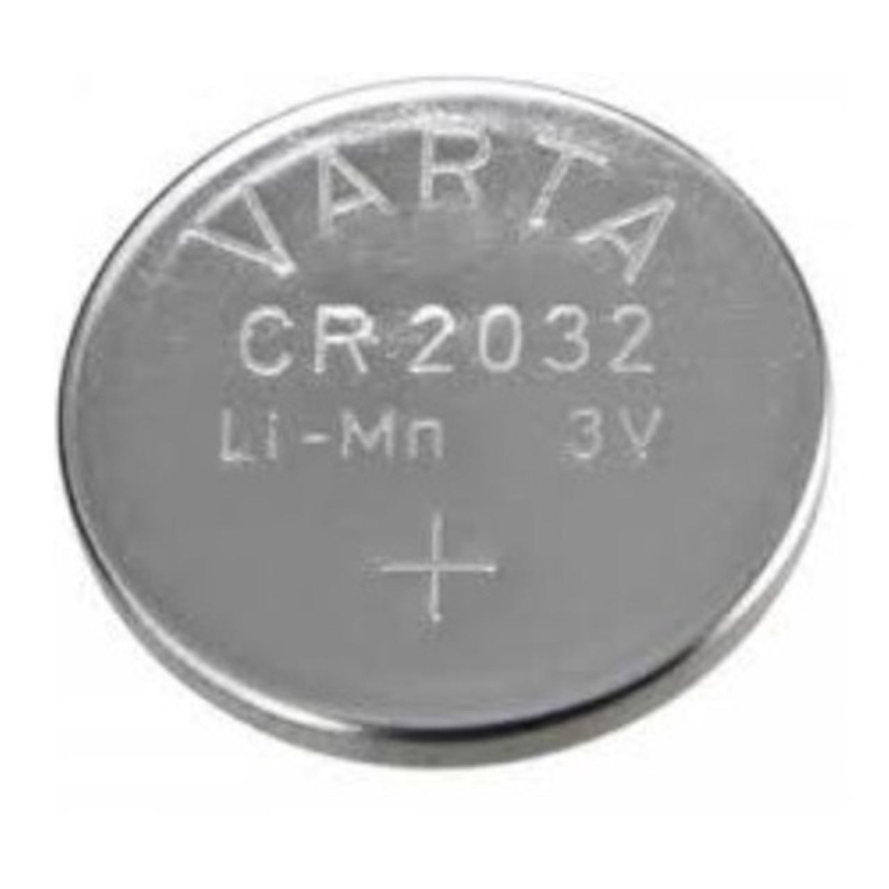 Varta CR2032, 3 Volt, 230 mAh Lithium Coin Cell