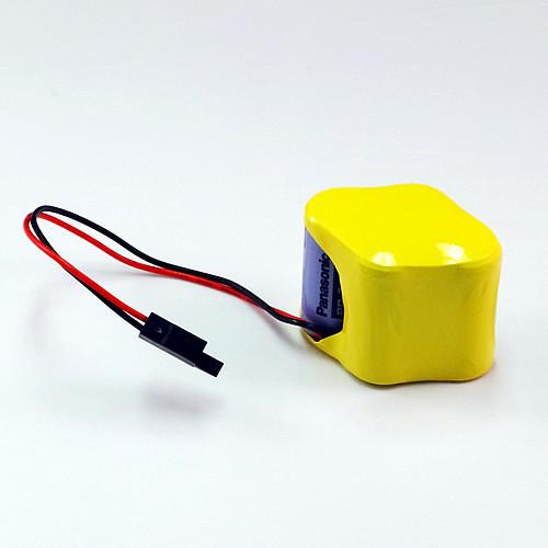 A98L-0031-0025 - GE Fanuc 6.0 Volt, 2900mAH Replacement PLC Battery