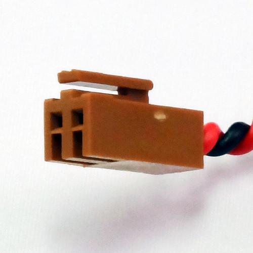 CR17450E-RL, GE Fanuc, Le Blonde 77 CNC Router PLC Battery Connector