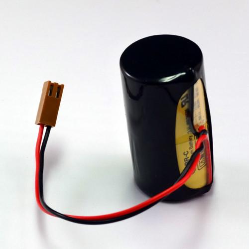 BR-CCF1TH, GE Fanuc, 3 Volt, 5000mAH CH Controller PLC Replacement Battery