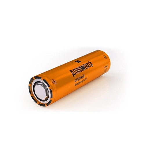 LithiumWerks APR18650M1-B, 3.3 Volt 1.1 Ah Lithium Iron Phosphate Batteries