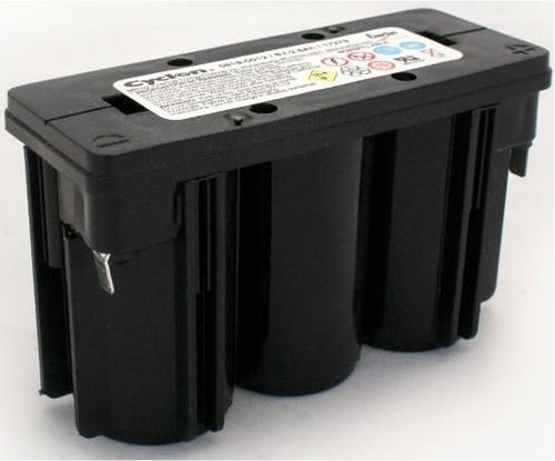Enersys Cyclon, 0819-0012, 6 Volt, 2.5 Ah SLA Monobloc Battery