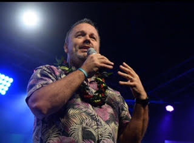 A Go and Tell Faith Pastor Jon Burgess DVD