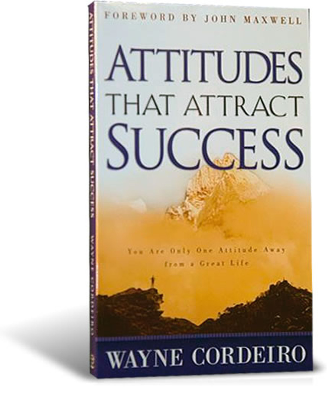 Attitudes That Attract Success (English)