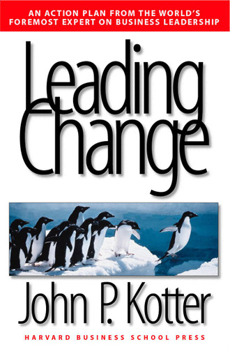 Leading Change-John Kotter