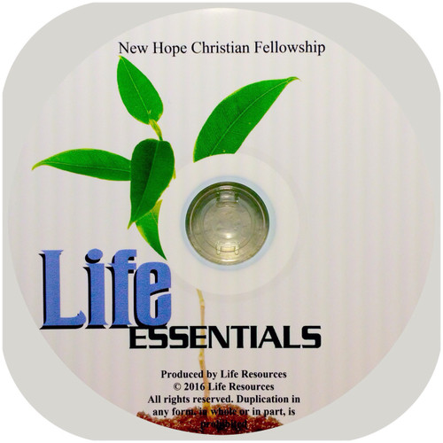 A Recipe for a Financial Miracle, Pastor Jon Burgess DVD