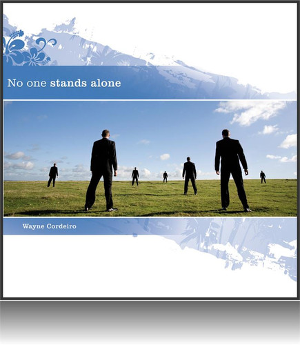 No One Stands Alone