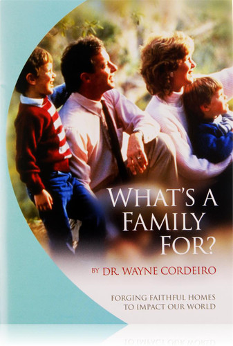 What's a Family For? Booklet