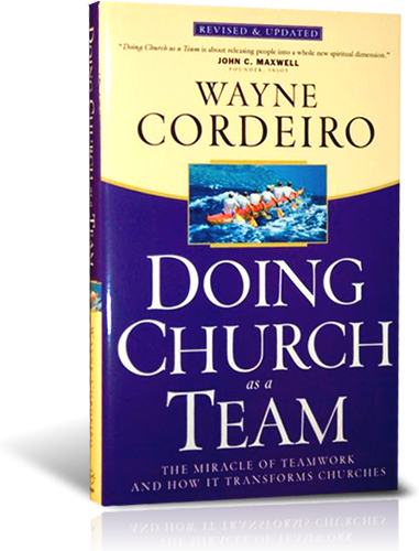 Doing Church as a Team (Paperback)