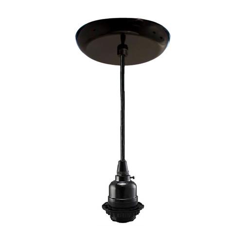 Black cord, Black Canopy, Black socket