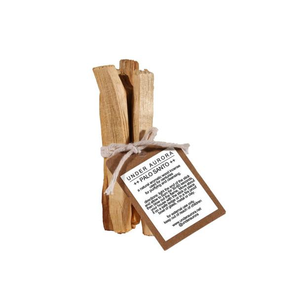 Palo Santo Aromatic wood sticks set of 5