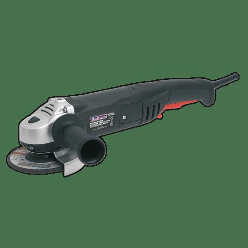 Sealey SG125EU 125mm Angle Grinder 1000W 230V with Schuko Plug