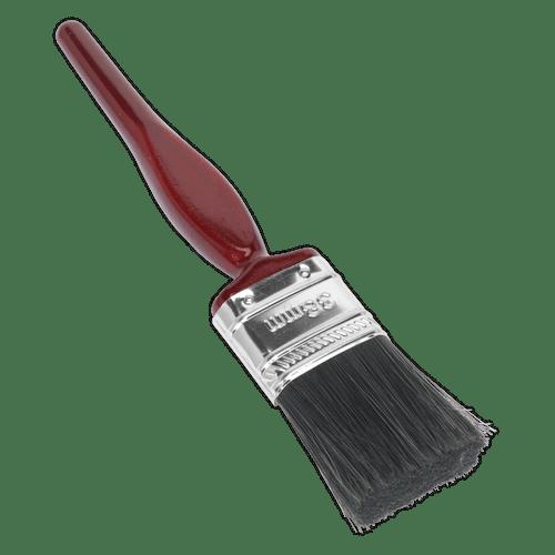 Sealey SPB38S Pure Bristle Paint Brush 38mm Pack of 10