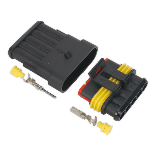 Sealey SSC5MF Superseal Male & Female Connector 5-Way