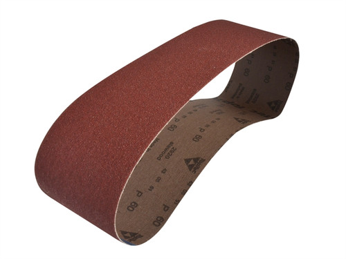 Faithfull FAIAB9151060 Cloth Sanding Belt 915 x 100mm 60G