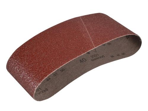 Faithfull FAIAB4577540 Cloth Sanding Belt 457 x 75mm 40G