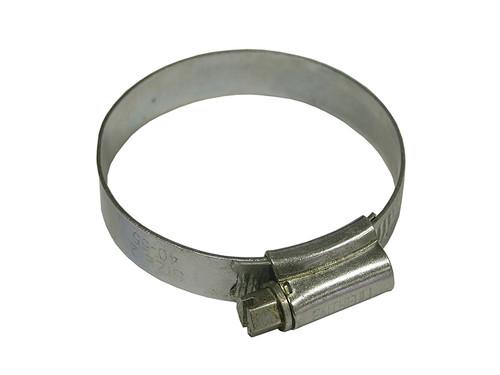 Faithfull FAIHC2XB 2X Hose Clip - Zinc MSZP 45 - 60mm