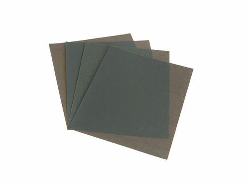 Faithfull FAIAWDP4C Wet & Dry Paper Sanding Sheets 230 x 280mm Coarse (4)