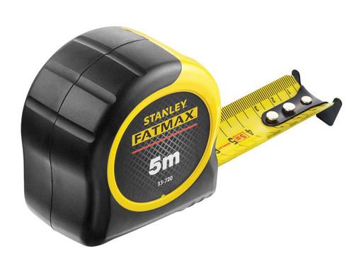 Stanley Tools STA033720 FatMax BladeArmor Tape 5m (Width 32mm) (Metric only)