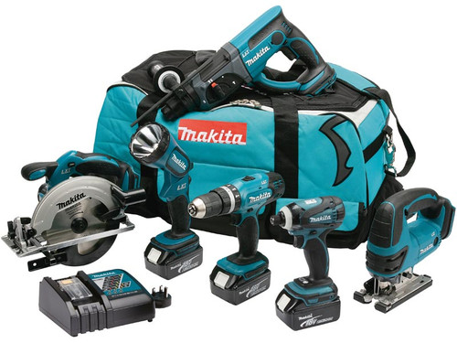 Makita dlx6017 from Toolden
