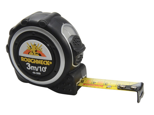 Roughneck ROU43203 E-Z Read Tape Measure 3m/10ft (Width 16mm) | Toolden