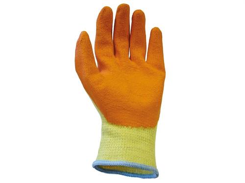 Scan SCAGLOKSXX Knitshell Latex Palm Gloves - XXL (Size 11)