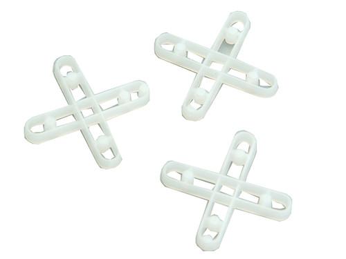 Vitrex VIT102050 Floor Tile Spacers 5mm (Pack 100) | Toolden